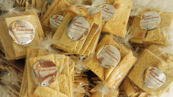 crackers artigianali