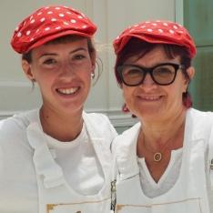 Roberta Canciani e mamma Francesca